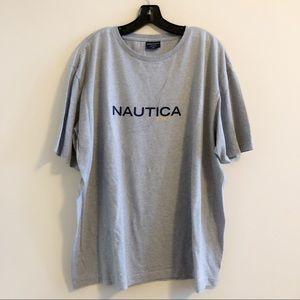Vintage 90s Nautica NS-83 T-Shirt